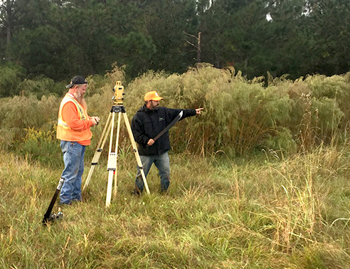 Clary and Associates Land Survey